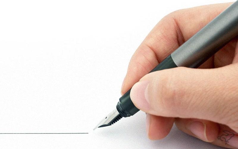 Пишущая ручка
